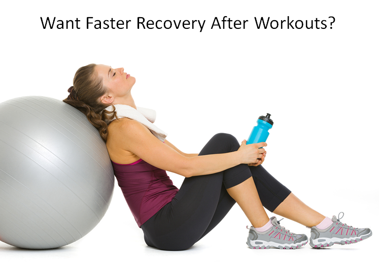 faster recovery after workouts