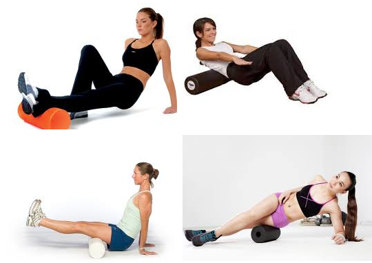 Foam Roller for Recovery