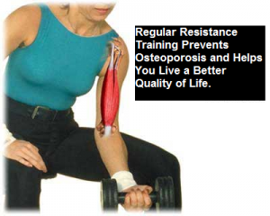 How Does Resistance Training Prevent Osteoporosis