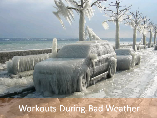 Bad Weather Workouts