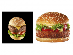 Beef Burger vs Vegetable Burgers/ or Turkey Burgers