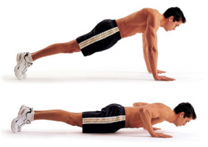 Regular Push-ups