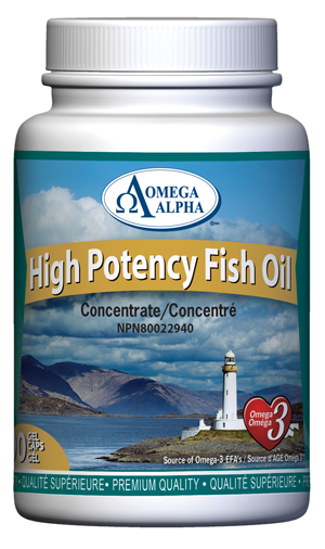 High potency fish oil concentrate 90 caps for Fish oil daily dose