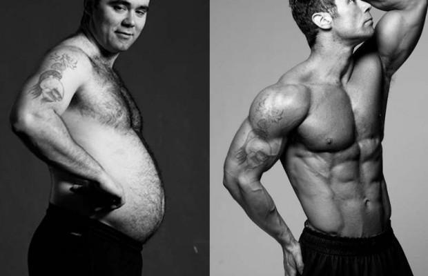 Burn Fat Build Muscle